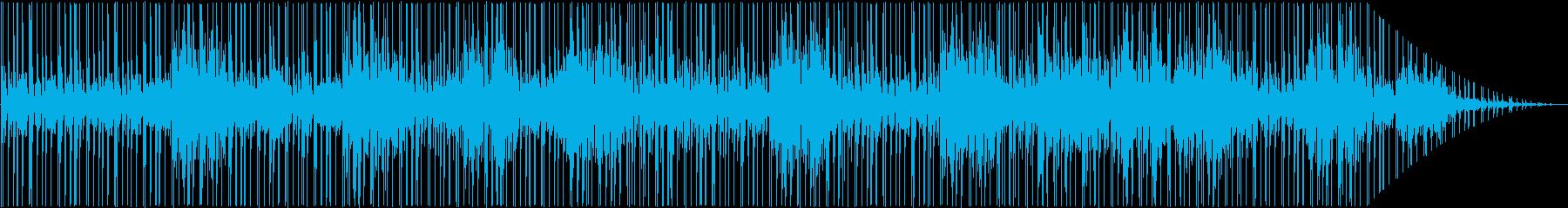 おもしろ/単純/ループ/おふざけの再生済みの波形