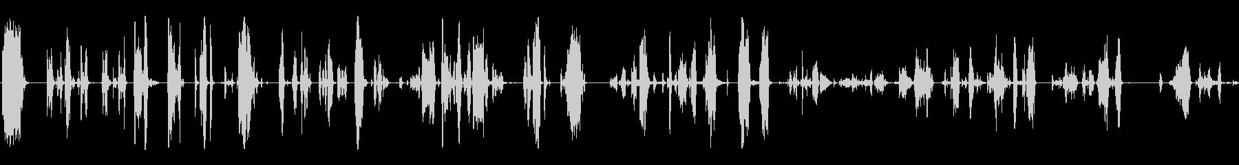 金属パネル、フォーリーのさまざまな...の未再生の波形