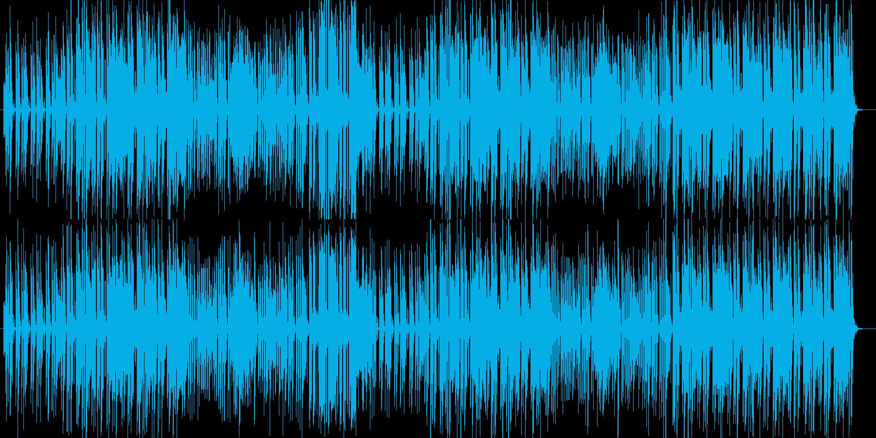 童謡のような温かなポップスの再生済みの波形