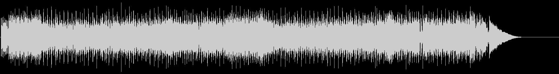 オルタナティブポップインスト。弾む...の未再生の波形