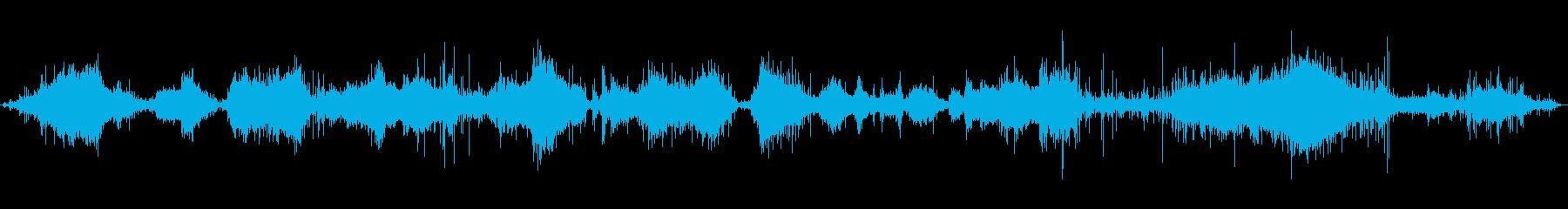 RAIN STICK:VARIOU...の再生済みの波形