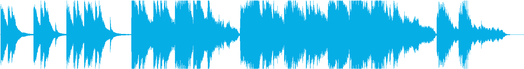 企業VP16 16bit44kHzVerの再生済みの波形