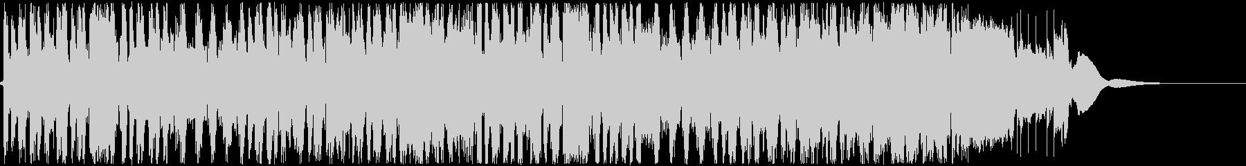 煌びやかなフュージョン ShortVerの未再生の波形