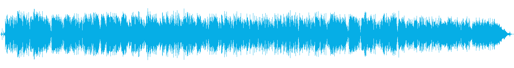 甘くメロディックで落ち着いたジャズの再生済みの波形