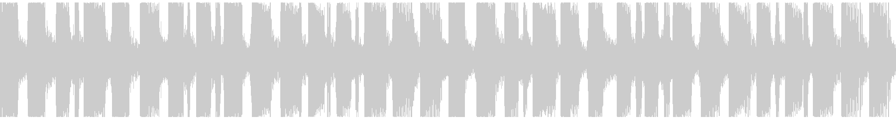 エレクトリックおよびアコースティッ...の未再生の波形