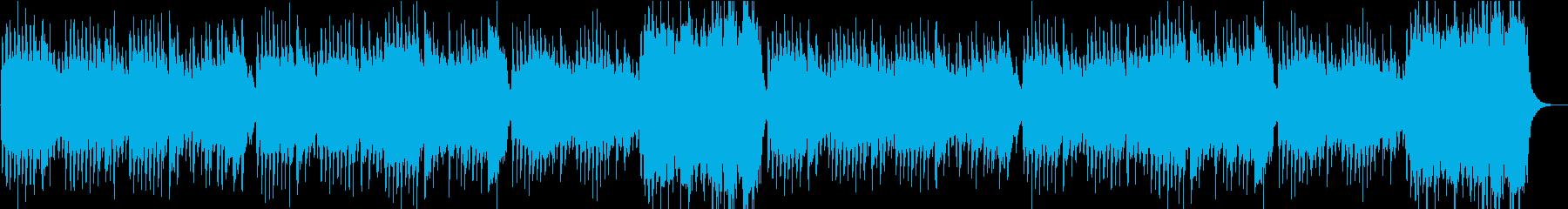 Gavotte in D Major Orchestra ver's reproduced waveform