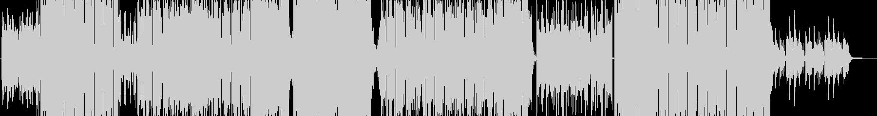 切ない旋律×エモーショナルなEDMの王道の未再生の波形