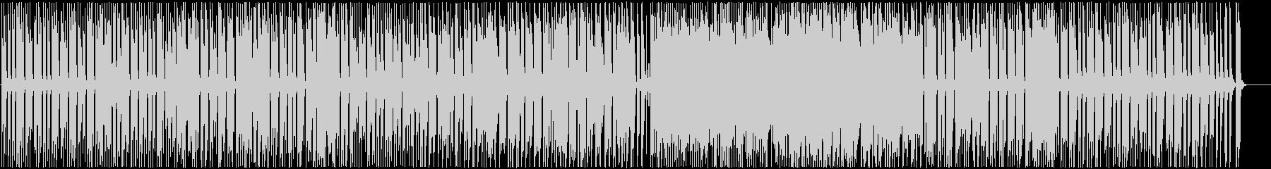 縦笛リコーダーの可愛い曲の未再生の波形