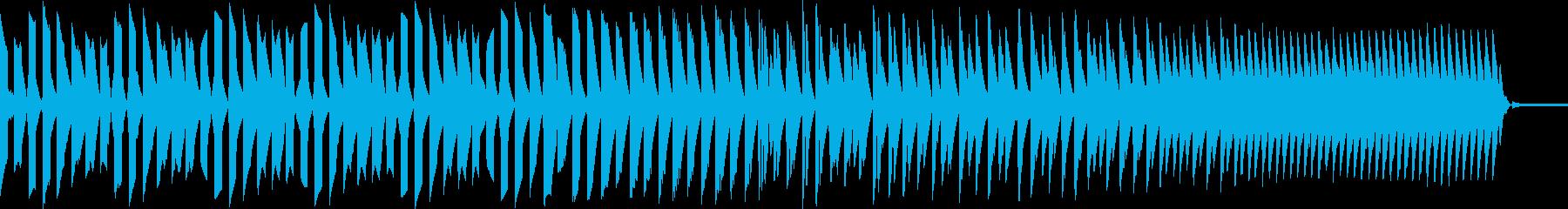 AMGアナログFX 3の再生済みの波形