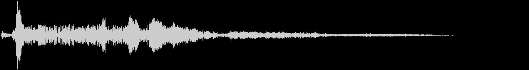 レッカー車:スタートアンドアウェイ...の未再生の波形