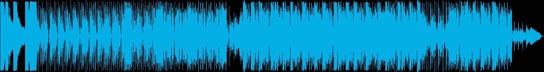 エレクトロ。ビッグベースに対する小...の再生済みの波形