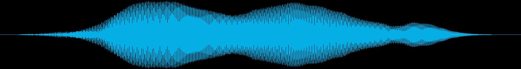 ジャンプ (ポォン)の再生済みの波形