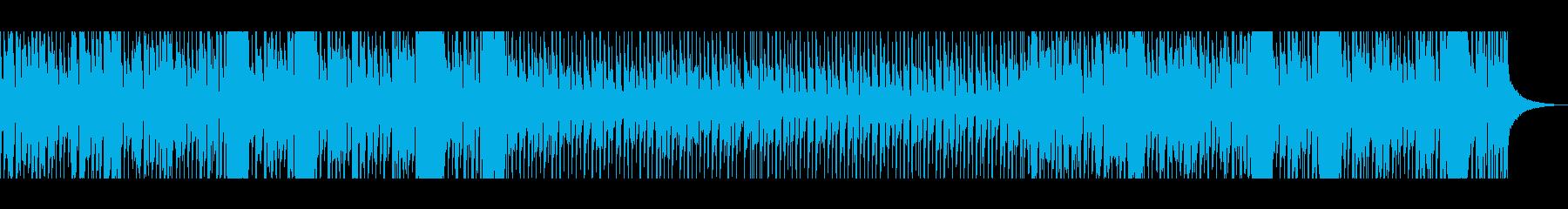 愉快な日常 口笛 フォークギターの再生済みの波形