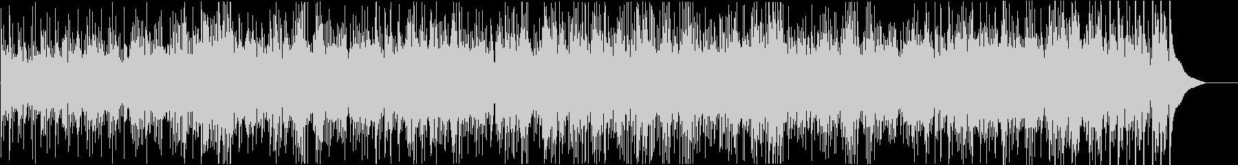 【生演奏】アコギが爽やかな明るいBGMの未再生の波形