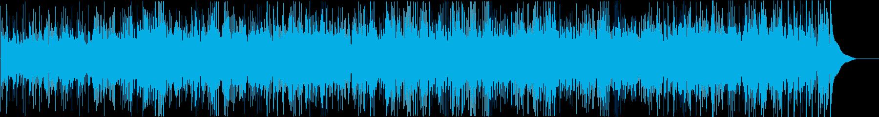 【生演奏】アコギが爽やかな明るいBGMの再生済みの波形