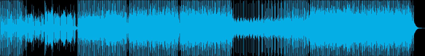 【ボイス有/ダンス】Geyanaの再生済みの波形