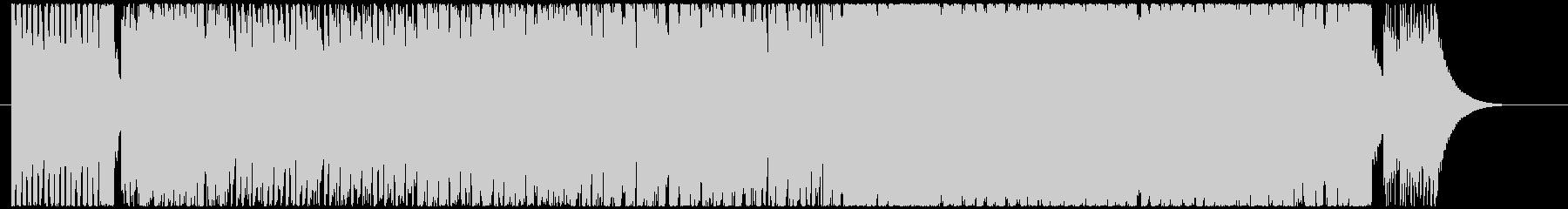 昭和歌謡+αインストゥルメンタルの未再生の波形