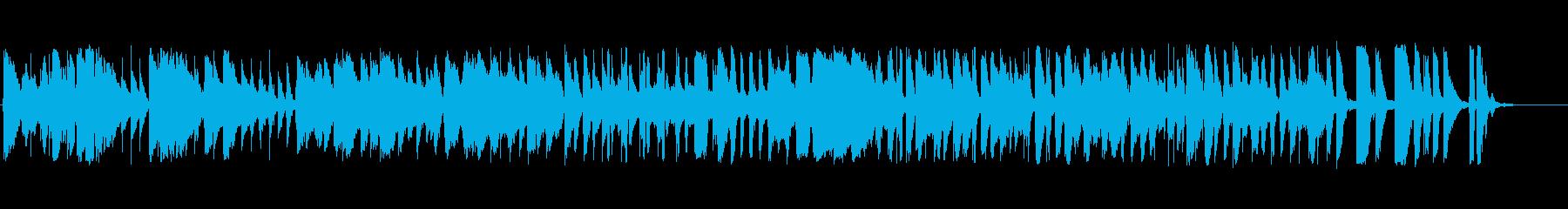 CURTAIN CALL:PEPP...の再生済みの波形
