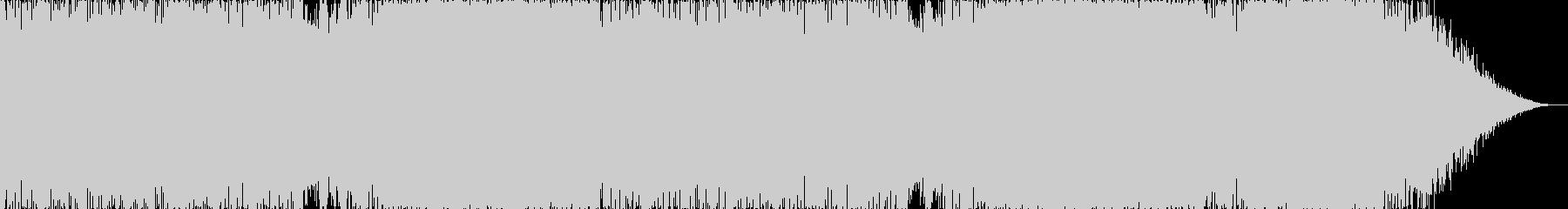 ダイナミック&アグレッションなメタルの未再生の波形