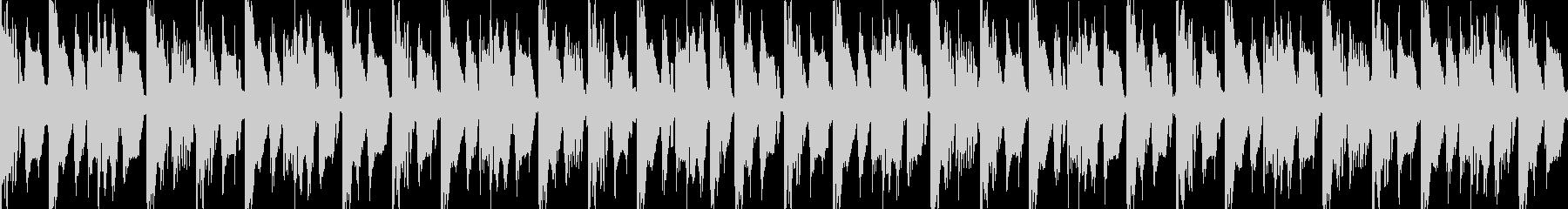 エレクトロニック パーカッション ...の未再生の波形