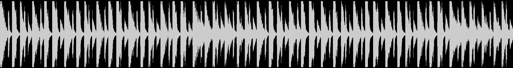【ループ】レース3位以下のリザルトBGMの未再生の波形