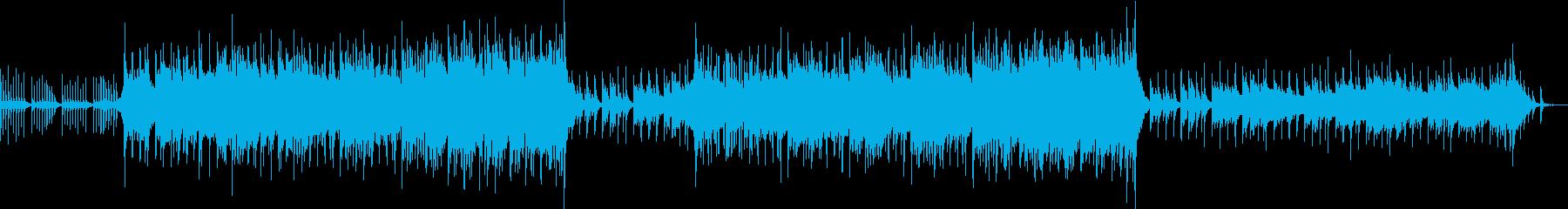 透き通る高音が魅力的な曲です。の再生済みの波形