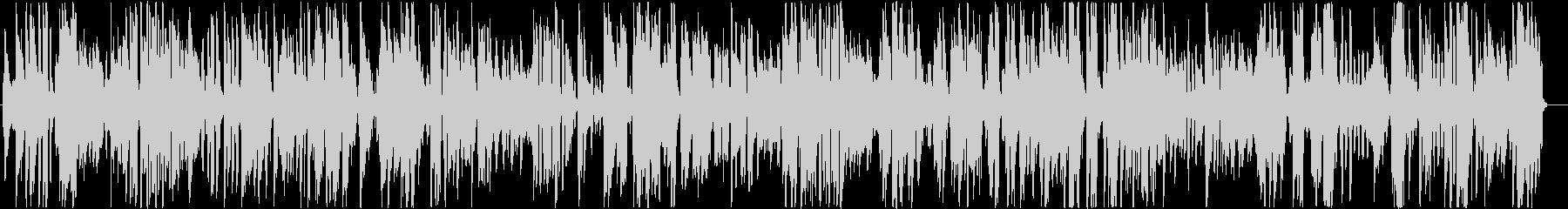 クラシックお洒落ジャズピアノ軽快サックスの未再生の波形