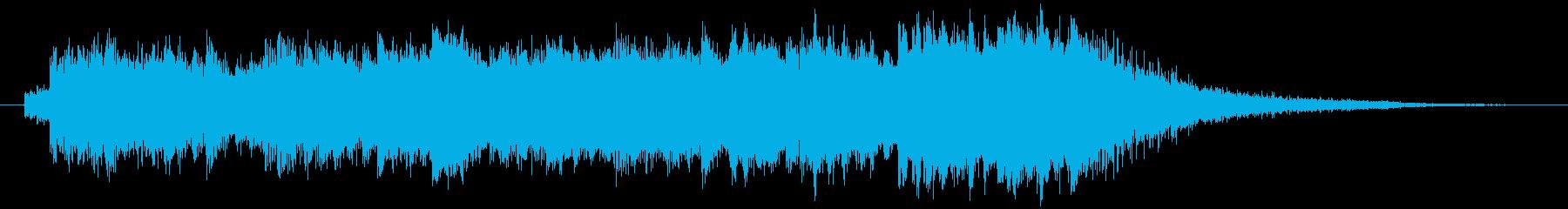 プログレッシブ 交響曲 ファンタジ...の再生済みの波形