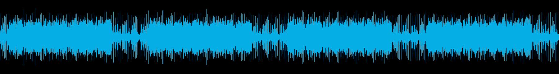 【甲子園】スタンドで流れる元気なブラス曲の再生済みの波形