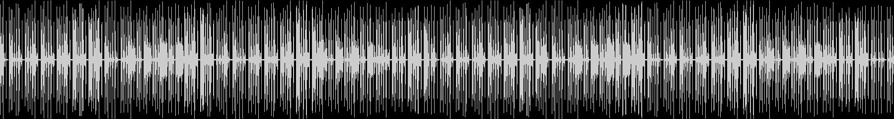 日常・ループ・優しい・ゲームの未再生の波形