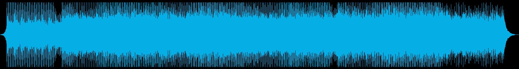株式会社アップビートの再生済みの波形