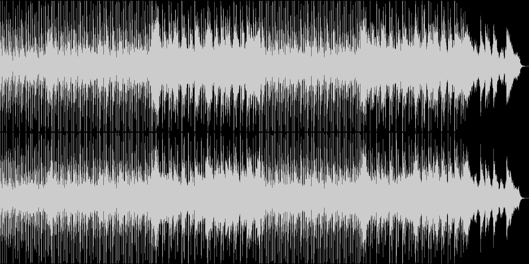 ティーン カントリー トロピカル ...の未再生の波形