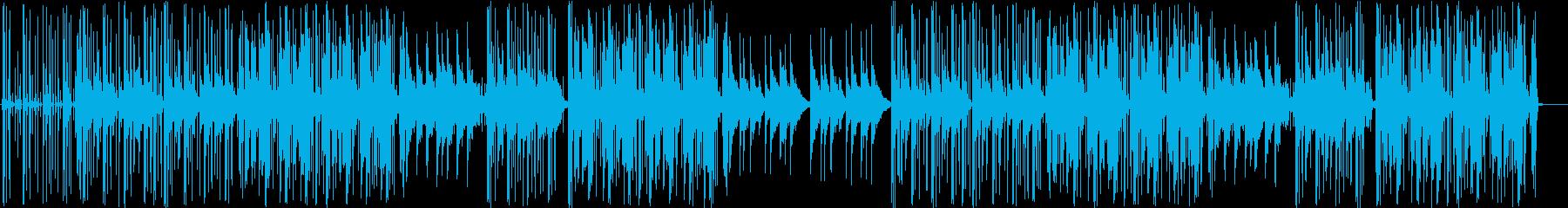 重厚感 ローファイ チルアウトの再生済みの波形