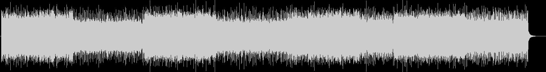 「HR/HM」「ROCK」BGM305の未再生の波形