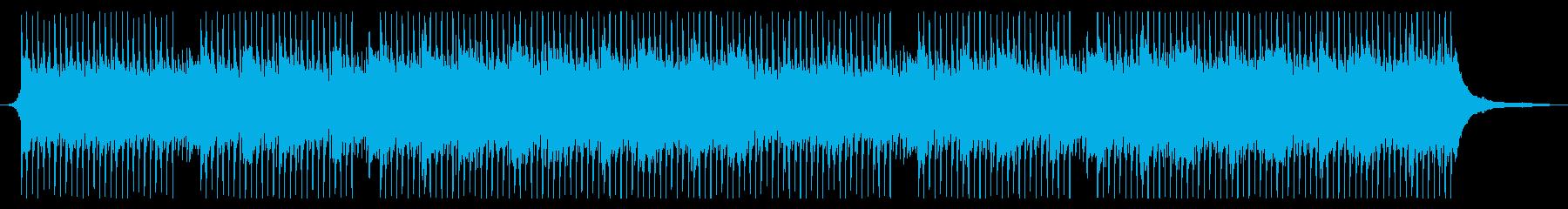 企業VP・CM ピアノ 爽快 STARTの再生済みの波形