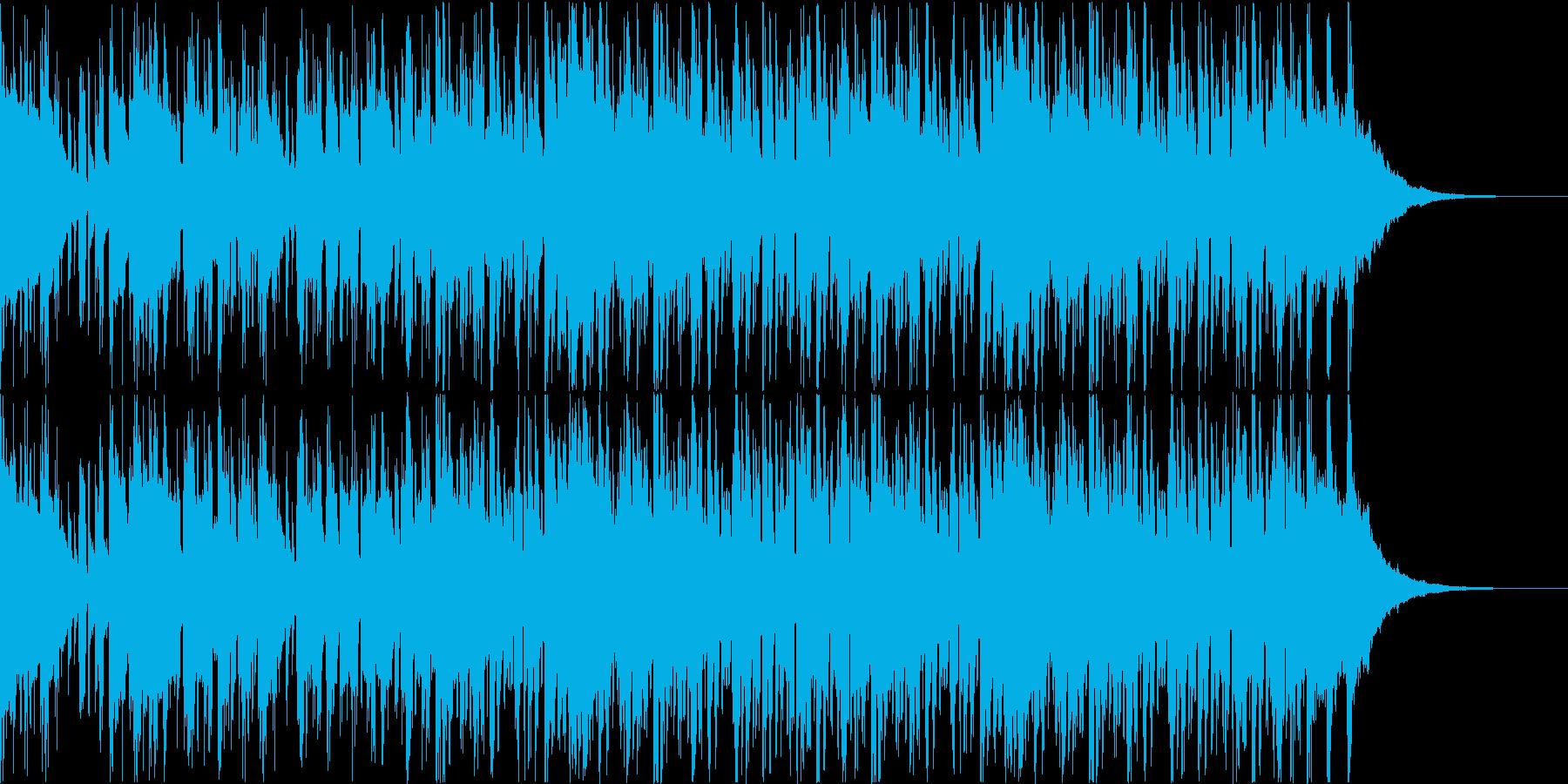 Pf「神楽」和風現代ジャズの再生済みの波形