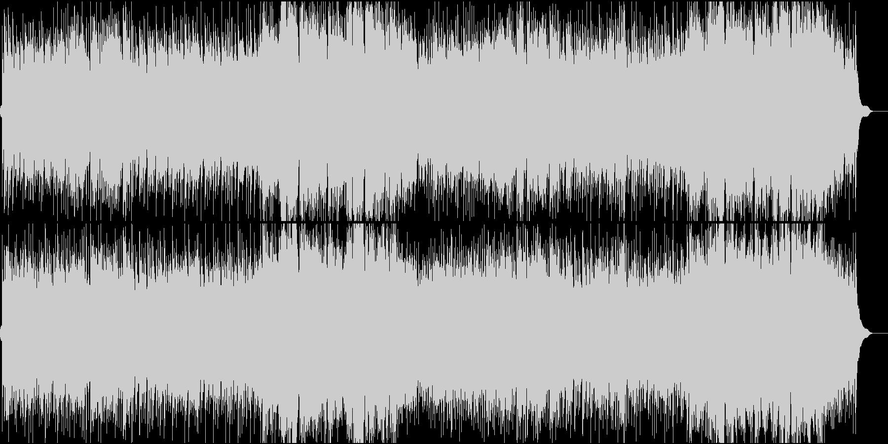 夜の高速のイメージの幻想曲の未再生の波形