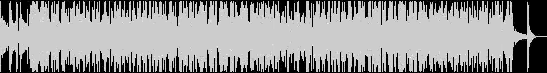 パズルゲーム風コミカルなサウンドの未再生の波形