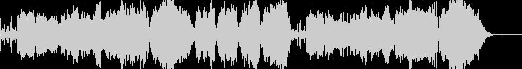 尺八が奏でる感動的なバラード・ショート版の未再生の波形