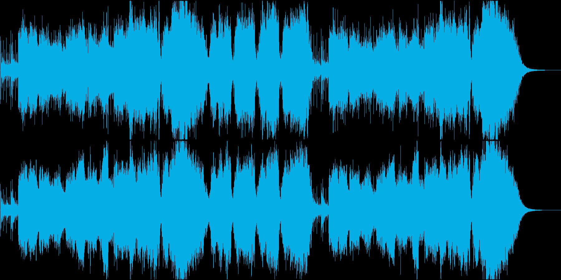 尺八が奏でる感動的なバラード・ショート版の再生済みの波形