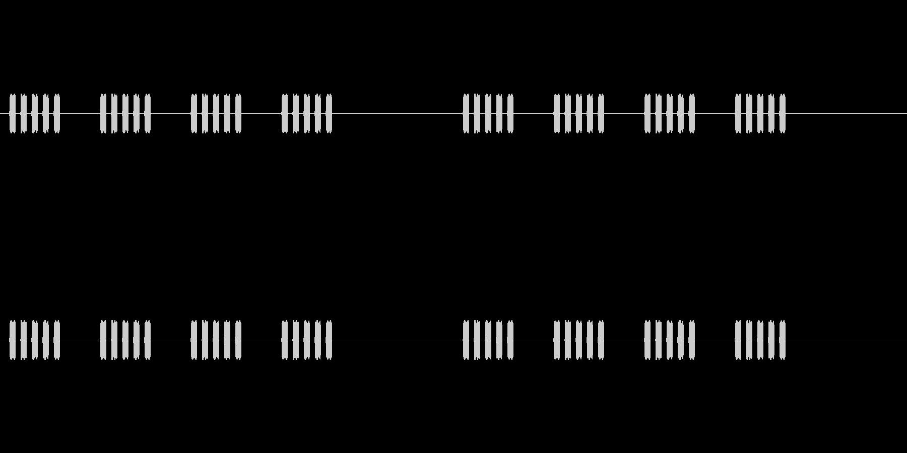 【携帯電話 着信音02-2L】の未再生の波形