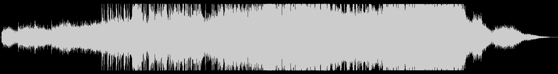 サイコ・ホラー・サスペンス・恐怖・危険の未再生の波形