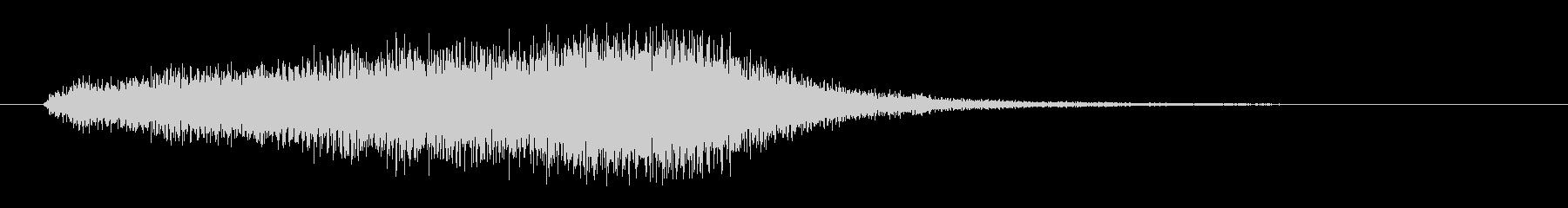 オーケストラ ジングルブラスとひも01の未再生の波形