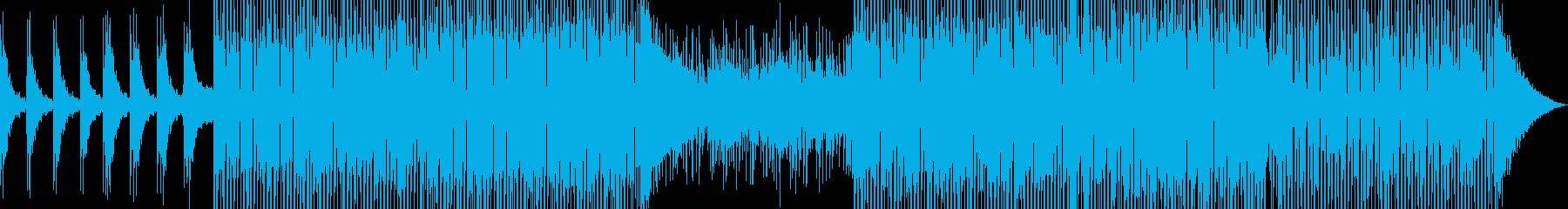 ハウス ダンス プログレッシブ お...の再生済みの波形