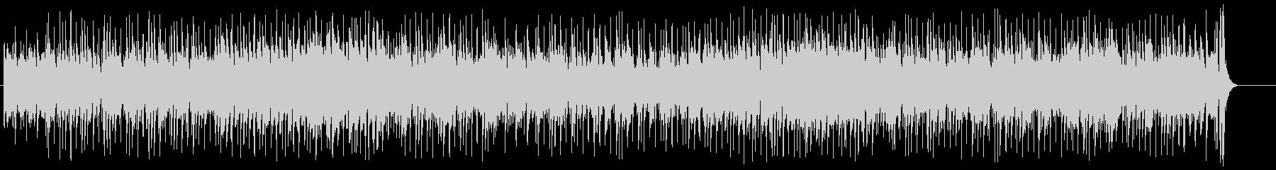 チャイナ&ジャパンムードのフュージョンの未再生の波形