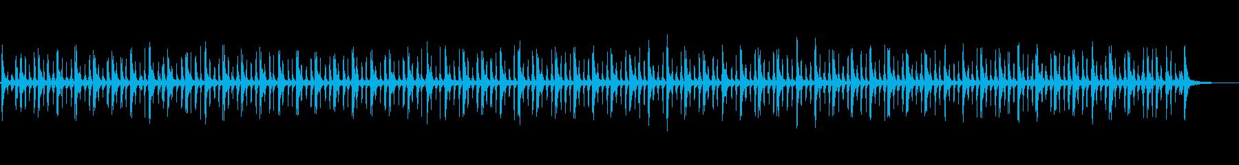 ラテン・シミー・パーカッション・グ...の再生済みの波形