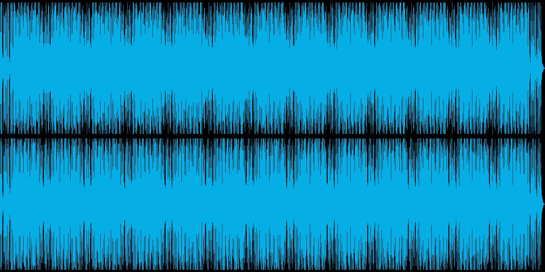 ローファイ、チルアウトの再生済みの波形