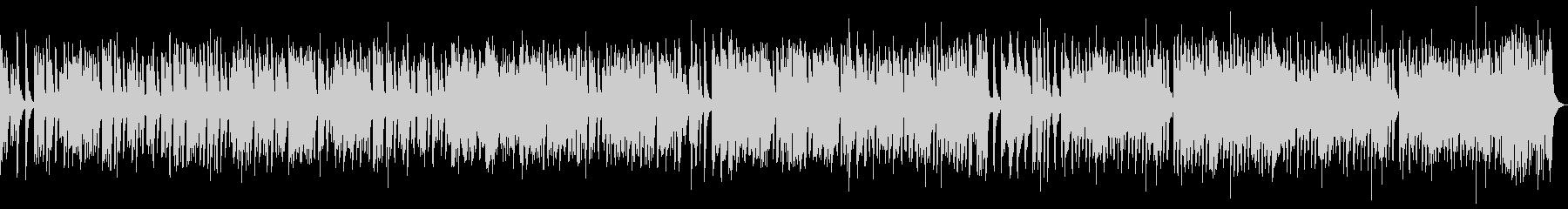 クッキング動画のBGMに最適3分の曲の未再生の波形