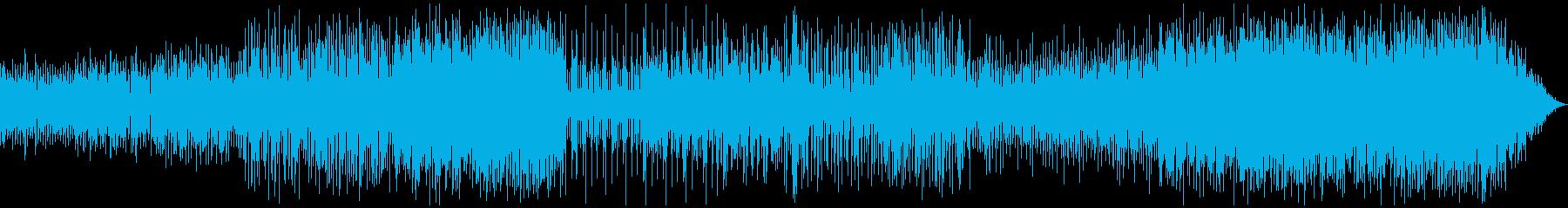 ダークヒロイン テクノ+テクニカルドラムの再生済みの波形