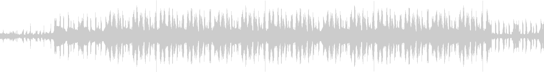 ドライブで聴きたくなるゆったりBGMの未再生の波形